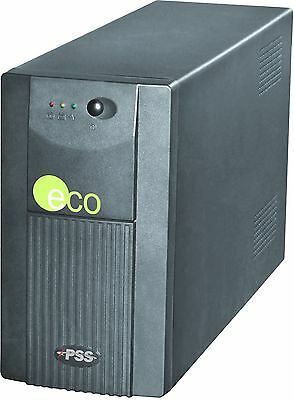 UPS ECO 600 FOR COMPUTER Home Theatre TV Ipod Free Shipping