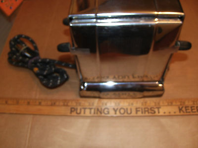 antique turnover toaster model # 1445