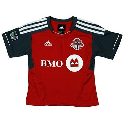 MLS Soccer Toronto FC Toddler's Home Replica Jersey, Red