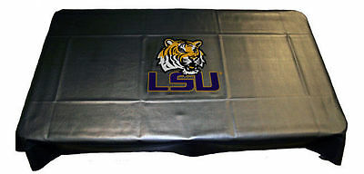 LSU LOUISIANA STATE TIGERS Billiards Pool Table Cover 7' 8' 9' 7ft 8ft 9foot