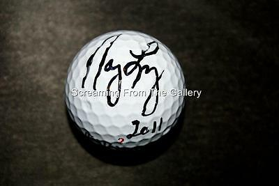 Nancy Lopez Hand Signed Golf Ball Autographed 1