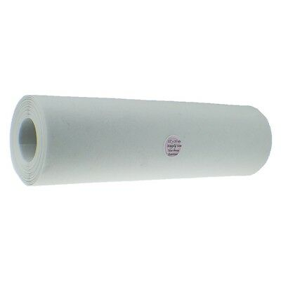 """12"""" x 20 yards Tear-Away Embroidery Stabilizer Backing Medium Weight"""