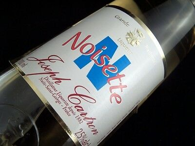 NV JOSEPH CARTRON Noisette Liqueur 700ml Isle of Wine