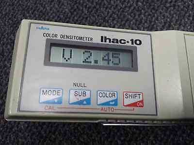 IHARA IHAC-10 COLOR Densitometer, DENSITOMETER, X-RITE