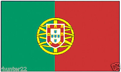 Huge 3' x 5' High Quality Portugal Flag - Free Shipping