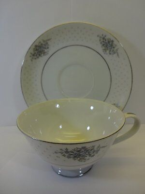 Vintage Newport by Yamaka Cup and Saucer Made in Japan