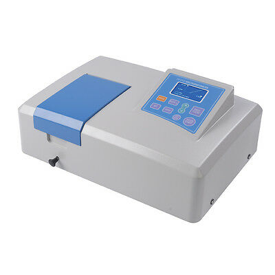VIS Visible Spectrophotometer 4nm Bandwidth 325-1000nm Range +-2nm Accurucy