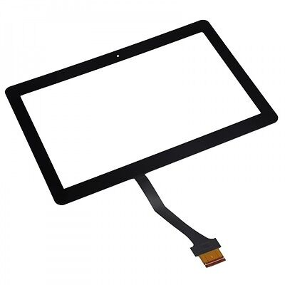 "VETRO+TOUCH SCREEN per SAMSUNG GALAXY NOTE 10.1"" N8000 N8010 DISPLAY LCD NERO GT"