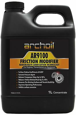 Archoil AR9100 Advanced Friction Modifier & Oil Additive 1 Litre