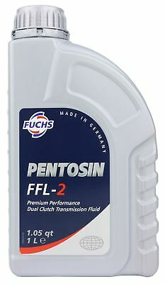 Pentosin FFL-2 DCT Transmission Fluid 1L, OE oil for VW & Audi DSG, S-Tronic