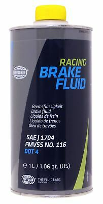 Pentosin Racing Brake Fluid, Highest Performance Available in a DOT 4, 1 Litre