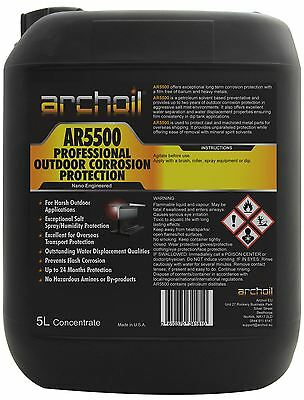 Archoil AR5500 Outdoor Rust Protection (5 Litres)