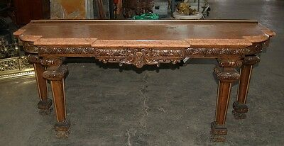 French Country Oak Expanding Dining Table #2309