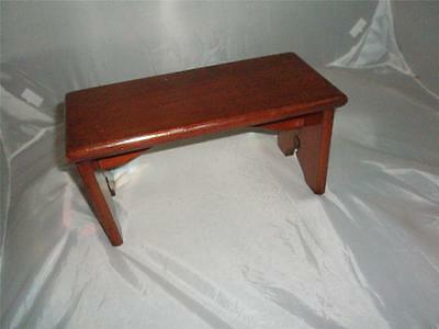 ANTIQUE MINIATURE TABLE APPRENTICE PIECE or SALESMAN SAMPLE