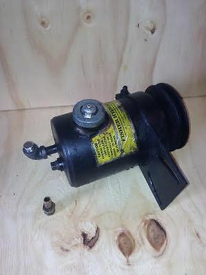 Fisher minute mount plow new insta act pump motor for Cessna hydraulic motor identification