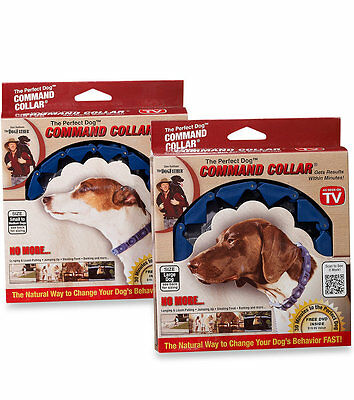 Don Sullivan Perfect Dog Command Collar Pinch Training FREE DVD & Links included
