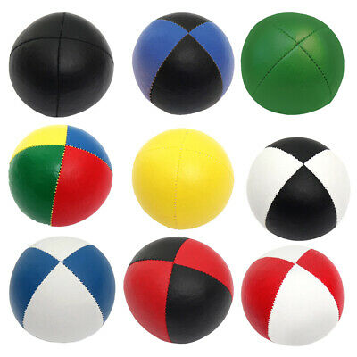 120g Pro Thud Juggling Ball & Free Bag - Beginner Juggling Balls - Choose Colour