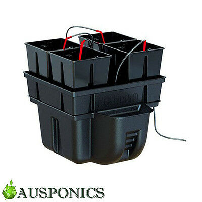 PLATINIUM MODULAR HYDROSTAR 40 With 4 Pots For Hydroponics Water Systems