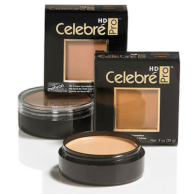 Mehron Celebre Pro HD Cream Foundation Theatrical Stage Makeup