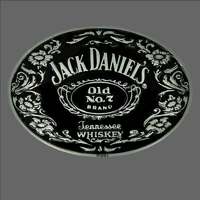 Jack Daniel`s No.7 Whiskey USA Gürtelschnalle Belt Buckle *250