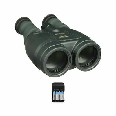Canon 15x50 IS Image Stabilized Binocular w/Extra Batteries