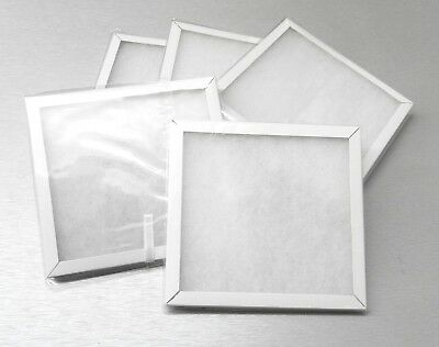 FOREDOM Dust Collector Filters Replacement Polyester 5-PK MAFH107-5 for Hood