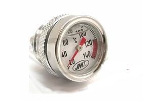 Oil Temperature Gauge for Triumph Bonneville, Scrambler, Speedmaster & Thruxton