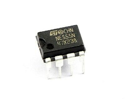 20PCS NE555N NE555 DIP-8 High Precision Oscillator Timer IC Timer Chip NEW