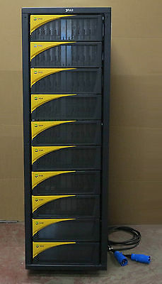 HP 3PAR 8-Shelf 129Tb Fibre Channel FC SAN S-Class Storage Array Complete Rack