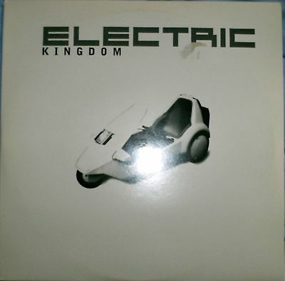 "ELECTRIC KINGDOM 2x12"" Breaks"