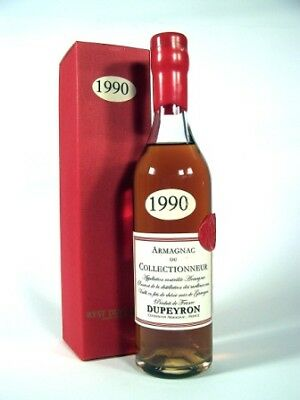 1990 Ryst-Dupeyron Armagnac 200ml France FREE DELIVERY Isle of Wine