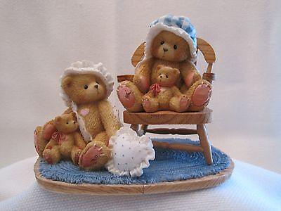 "Cherished Teddies: Priscilla and Greta ""Our Hearts Belong To You"""