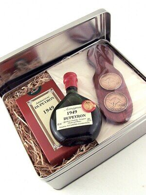 1949 Year Gift Box - The Little TWO UP FREE DELIVERY Isle of Wine