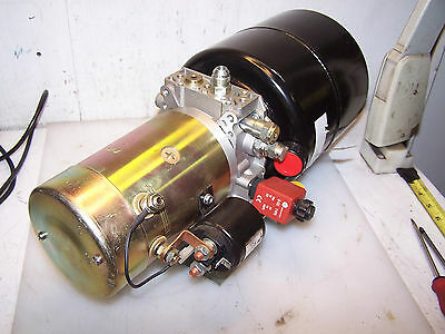 New Iskra Ard 1138 Double Acting Hydraulic Power Unit 24 Vdc 150A Motor Zd24