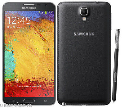 "SAMSUNG Galaxy N7505 Note 3 III NEO 5.5"" 16GB LTE 4G Cellulare Smartphone"