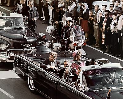 Jacqueline Kennedy John F Kennedy Assassination 8X10 Glossy Photo Picture