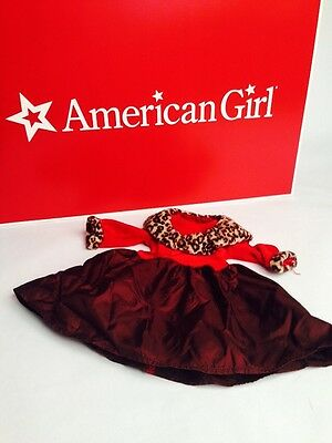 AMERICAN GIRL TODAY ~ 2005 CHOCOLATE CHERRY OUTFIT ~ RETIRED RARE