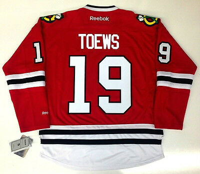 013cba890 Jonathan Toews Chicago Blackhawks Reebok Nhl Premier Jersey With