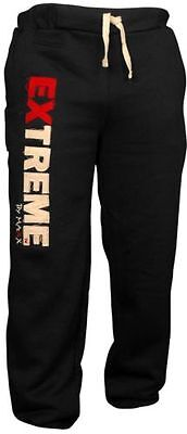 New FLEECE PANTS TROUSERS BOTTOMS GYM BOXING MMA UFC CLOTHES SPORTING ACTIVEWEAR