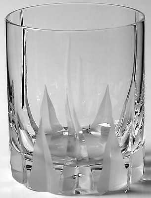 Mikasa FLAME D'AMORE 12 Oz Double Old Fashioned Glass 4208927
