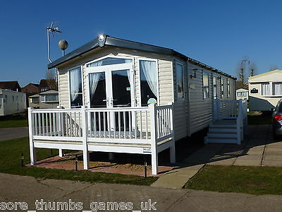Holiday Caravan For Hire ~ Haven Hopton Holiday Village Great Yarmouth 20/07/19