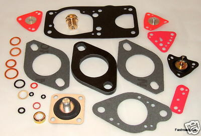 Renault 5 Gt Turbo +9+11+18 Fuego Solex 32 Dis Carb/Carburettor Service Kit