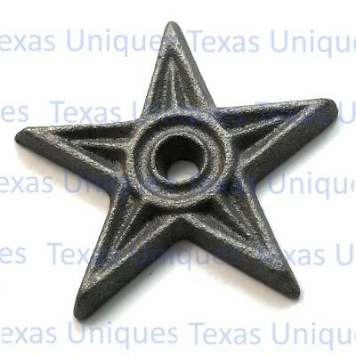2-3/4 Inch Cast Iron Architectural Star ST5 (lot of 40)