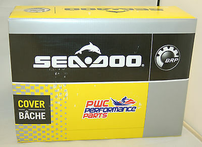 SeaDoo 2004-2009 RXP 155/215 Black/Gray PWC Cover OEM BRP NEW 280000464 Sea Doo