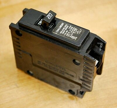 CHALLENGER TYPE QP C120 1Pole 20Amp Circuit Breakers - USED