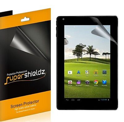 """3X SuperShieldz Clear Screen Protector Shield Saver for Nextbook 7"""" Tablet"""