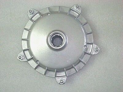 Vespa Px125 Px150 Stella Lml Front Brake Drum Front Hub With Pinion Gear P2205