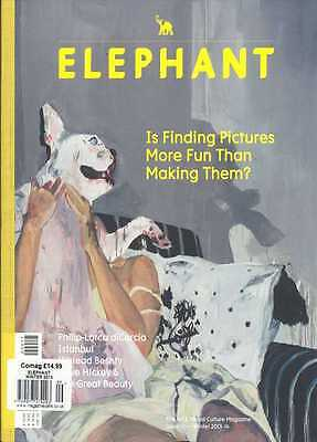 ELEPHANT #17 Art Visual Culture JAMES TURRELL Anton Ginzburg DAVE HICKEY @NEW@