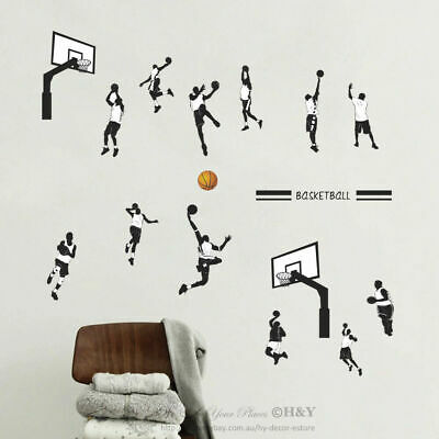 Monkey Owls Animals Tree Wall Stickers Kids Nursery Baby Wall Decal Removable