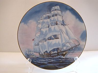 """""""The Ann McKim""""  From Great American Sailing Ships Collection"""